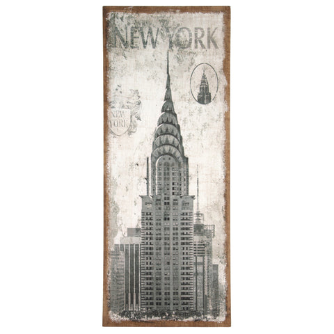 Pacific Lifestyle New York Wall Canvas
