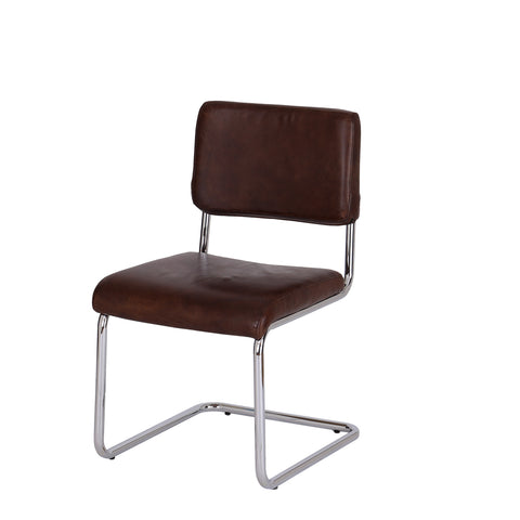 Explorer Vintage Leather Desk Chairs