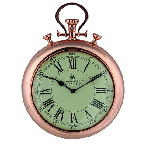 Pacific Lifestyle Copper & Aluminium Wall Clock