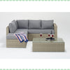 Port Royal Rural Small Corner Sofa Left