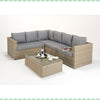 Port Royal Rural Large Corner Sofa Left