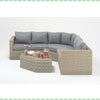 Port Royal Rural Angle Corner Sofa