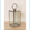 Square Hurricane Lantern -Small - Garden & Conservatory by Petti Rossi available from Harley & Lola - 1