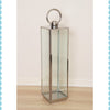 Square Hurricane Lantern -Large - Garden & Conservatory by Petti Rossi available from Harley & Lola - 3