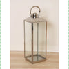 Dome Hurricane Lantern -Medium - Garden & Conservatory by Petti Rossi available from Harley & Lola - 3