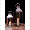 Hanging Hurricane Lantern Set -2 Set - Garden & Conservatory by Petti Rossi available from Harley & Lola - 2
