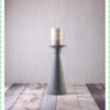 Tall Candle Holder by Harley and Lola