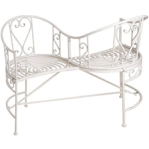 Rose Garden Love Seat - - Garden & Conservatory by WDS4U available from Harley & Lola