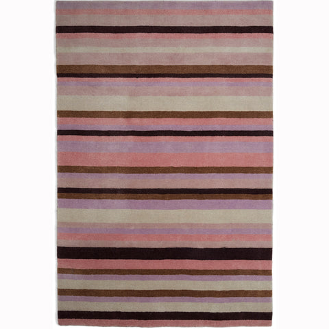 Plantation Rug Co. Ainslie Red