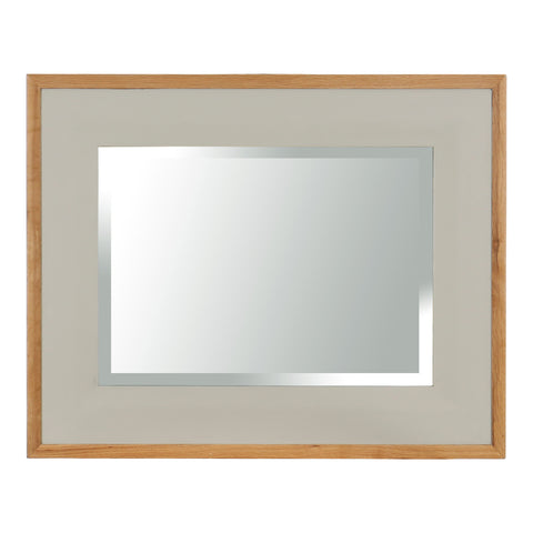 Rustic Rectangular Mirror