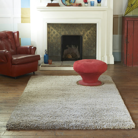 Plantation Rug Co. Arctic Ivory