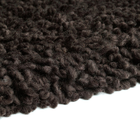 Plantation Rug Co. Arctic Dark Brown