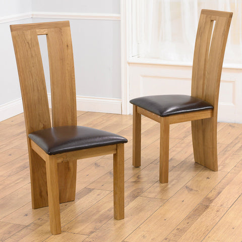 Mark Harris Arizona Dining Chairs (Pair)