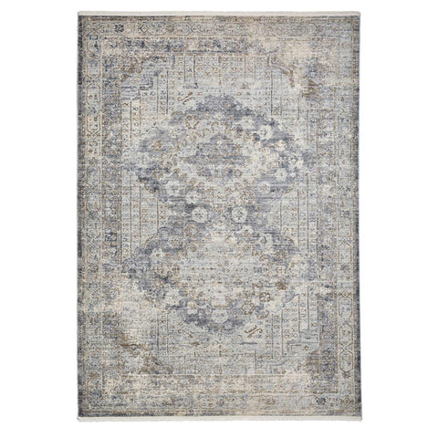 Think Rugs Athena 18739 Grey