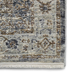 Think Rugs Athena Grey