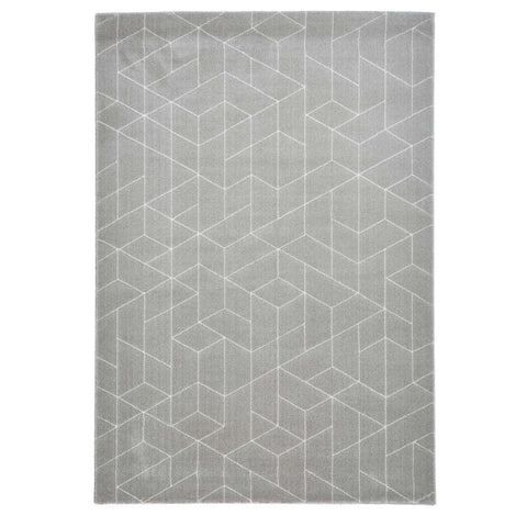 Think Rugs Aurora 53515 Grey