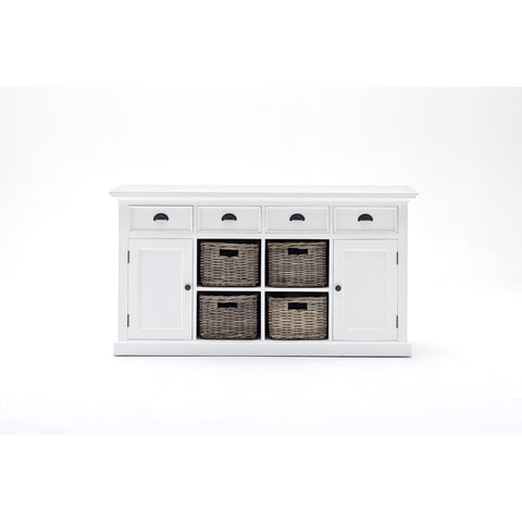 Novasolo Halifax Buffet with 3 Basket set