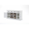 Novasolo Halifax Buffet with 4 Basket set