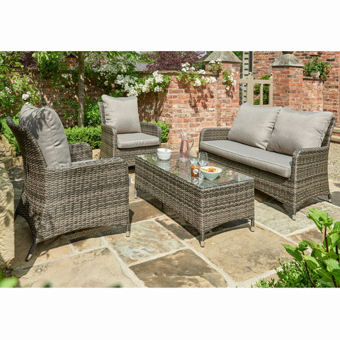 Handpicked Belize 4 Seat Lounge Set