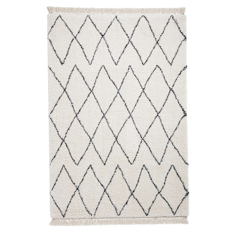 Think Rugs Boho 8280 White/Black