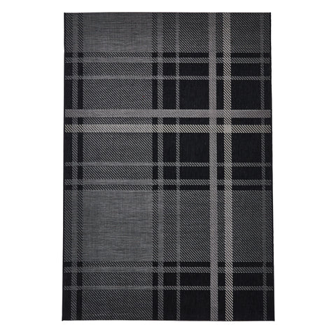 Think Rugs Breeze Black/Grey