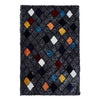 Think Rugs Broadway Grey/Multi-couloured