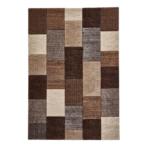 Think Rugs Brooklyn Beige/Grey