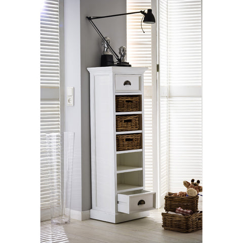 Novasolo Halifax Storage Tower with basket set