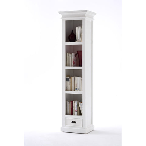 Novasolo Halifax Bookshelf with drawer