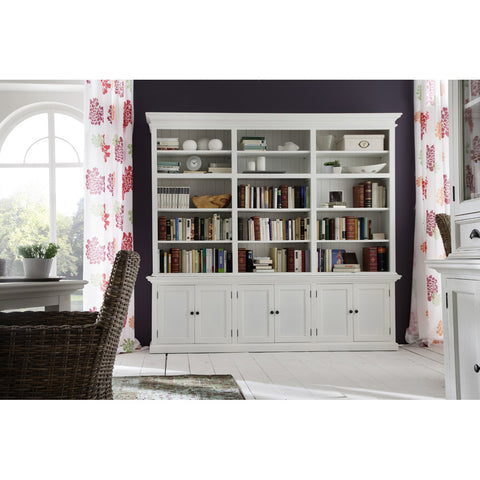 Novasolo Halifax Triple - Bay Hutch Unit