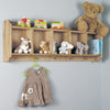 Amelie Oak Wall Shelf - - Kids Rooms by Baumhaus available from Harley & Lola - 3