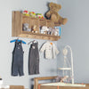 Amelie Oak Wall Shelf - - Kids Rooms by Baumhaus available from Harley & Lola - 2