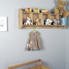 Amelie Oak Wall Shelf - - Kids Rooms by Baumhaus available from Harley & Lola - 1