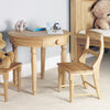Amelie Oak Children's Play Chair - - Kids Rooms by Baumhaus available from Harley & Lola - 3