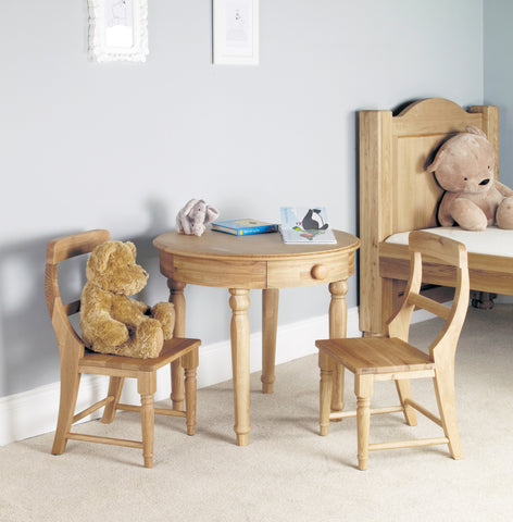 Baumhaus Amelie Oak Children's Play Table