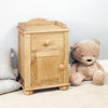 Amelie Oak Bedside Cabinet - - Kids Rooms by Baumhaus available from Harley & Lola - 2