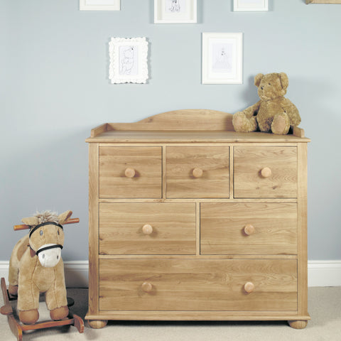 Baumhaus Amelie Oak Changer / Chest of Drawers