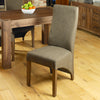 Mayan Full Back Upholstered Dining Chair - - Living Room by Baumhaus available from Harley & Lola - 2