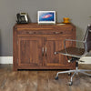 Baumhaus Shiro Walnut Hidden Home Office