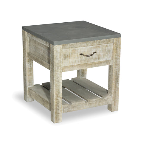 Oslo Pine Side Table