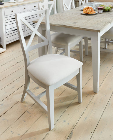 Baumhaus Signature Dining Chair (Pack of Two)