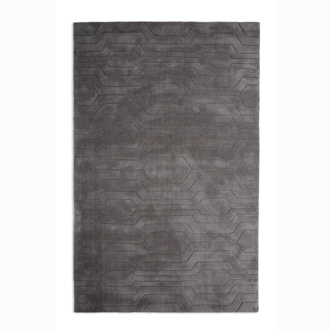 Plantation Rug Co. Circuit Grey