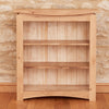 Baumhaus Roscoe Contemporary Oak Small Bookcase