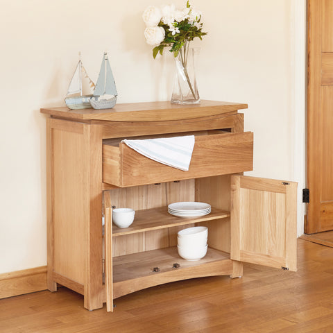baumhaus roscoe contemporary oak small sideboard baumhaus roscoe contemporary oak small sideboard