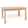 Baumhaus Roscoe Contemporary Oak Large Dining Table (1.5M)
