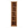 Mobel Oak Narrow Bookcase - - Living Room by Baumhaus available from Harley & Lola - 3