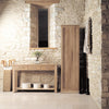 Mobel Oak Console Table - - Living Room by Baumhaus available from Harley & Lola - 4