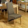 Mobel Full Back Upholstered Dining Chair - - Living Room by Baumhaus available from Harley & Lola - 6