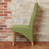 Baumhaus Mobel Full Back Upholstered Dining Chair