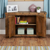 Heyford Rough Sawn Oak Six Drawer Sideboard - - Living Room by Baumhaus available from Harley & Lola - 3